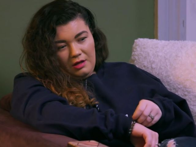 'Teen Mom': Judge Takes Amber Portwood's Side in Latest Dispute With Ex