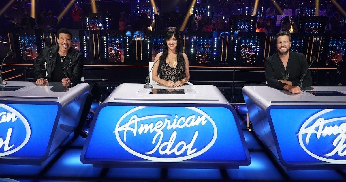American Idol Katy Perry Lionel Richie Luke Bryan