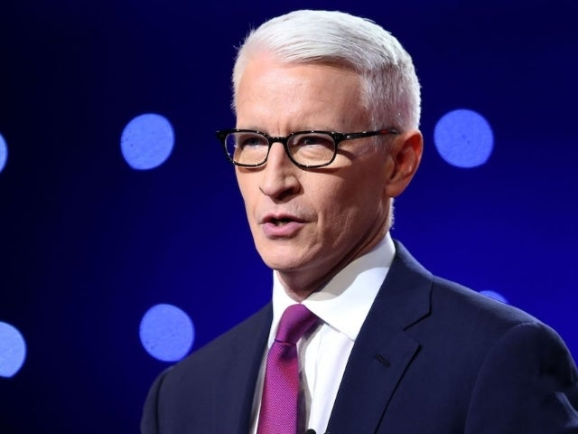 Anderson Cooper Shares Adorable Photo of Son Watching Him on 'Jeopardy!'