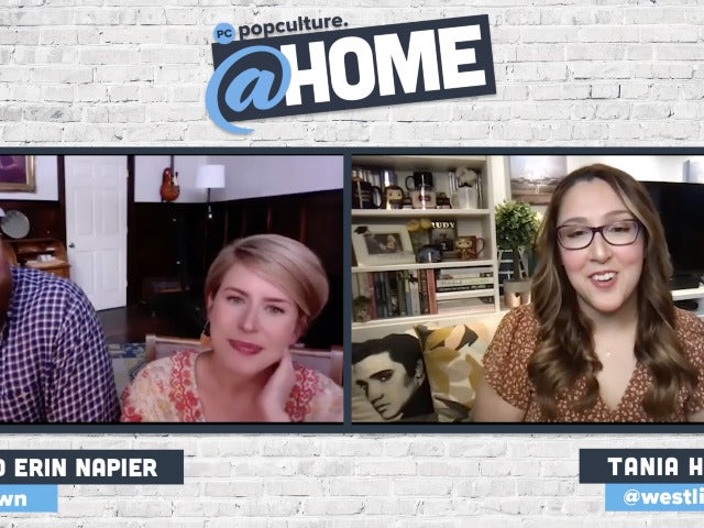 Ben and Erin Napier Talk 'Home Town Takeover' - Exclusive PopCulture @Home Interview