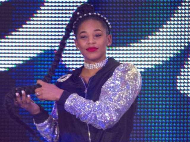 Bianca Belair Reacts to Making WWE History With Sasha Banks at WrestleMania 37