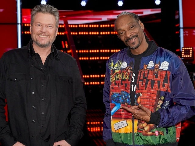 Blake Shelton Hilariously Dances to Snoop Dogg Classic in 'Voice' Behind-the-Scenes Look