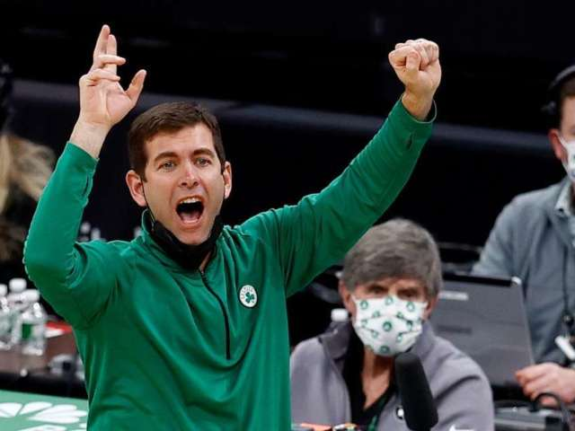 Boston Celtics Coach Reportedly Turned Down 8-Figure Offer to Coach College Team