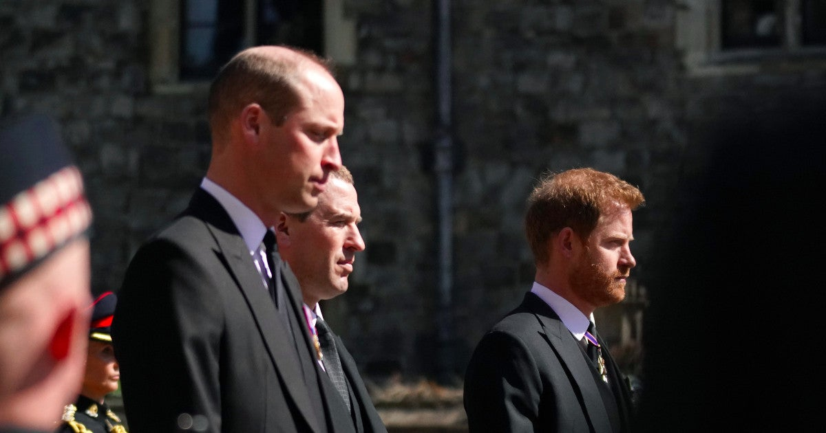 british-royal-family-prince-philip-funeral-prince-william-prince-harry