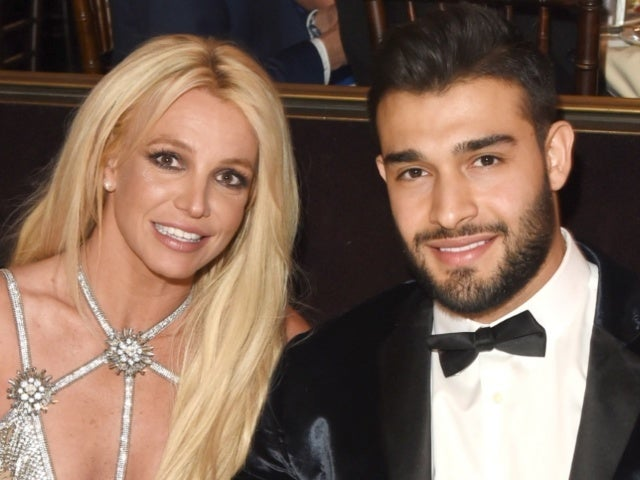 Britney Spears Is All-Smiles With Boyfriend Sam Asghari After Getting COVID Vaccine Amid Conservatorship Battle