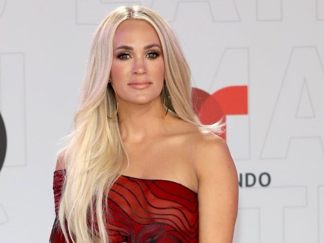 Carrie Underwood Has an Unexpected Metal Album on Her Workout Playlist