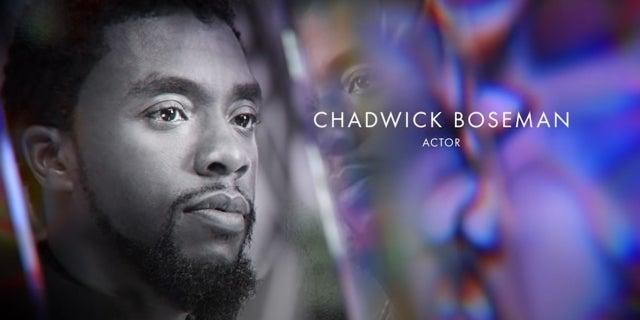 chadwick boseman in memoriam oscars youtube