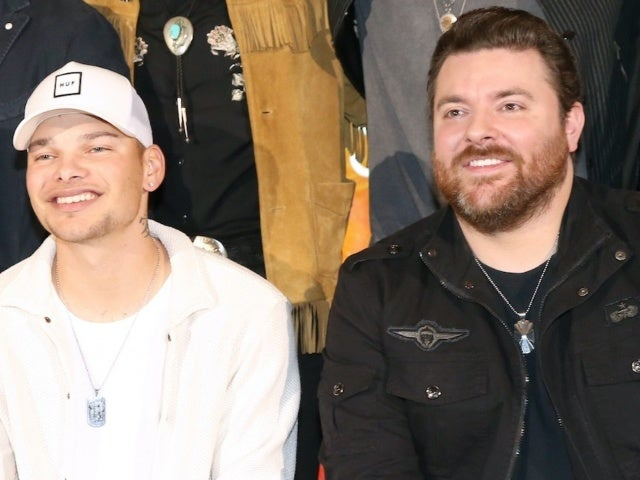 Chris Young Surprises Kane Brown in Memphis for 'Famous Friends' Performance