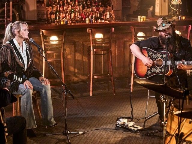 Chris Stapleton and Miranda Lambert Perform 'Maggie's Song' During 2021 ACM Awards