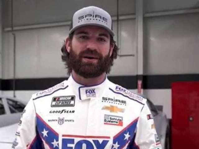 NASCAR: Corey LaJoie Running With Fox Nation Paint Scheme for Geico 500