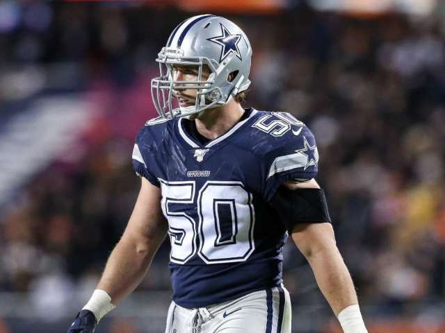 Cowboys All-Pro Linebacker Announces Retirement From NFL