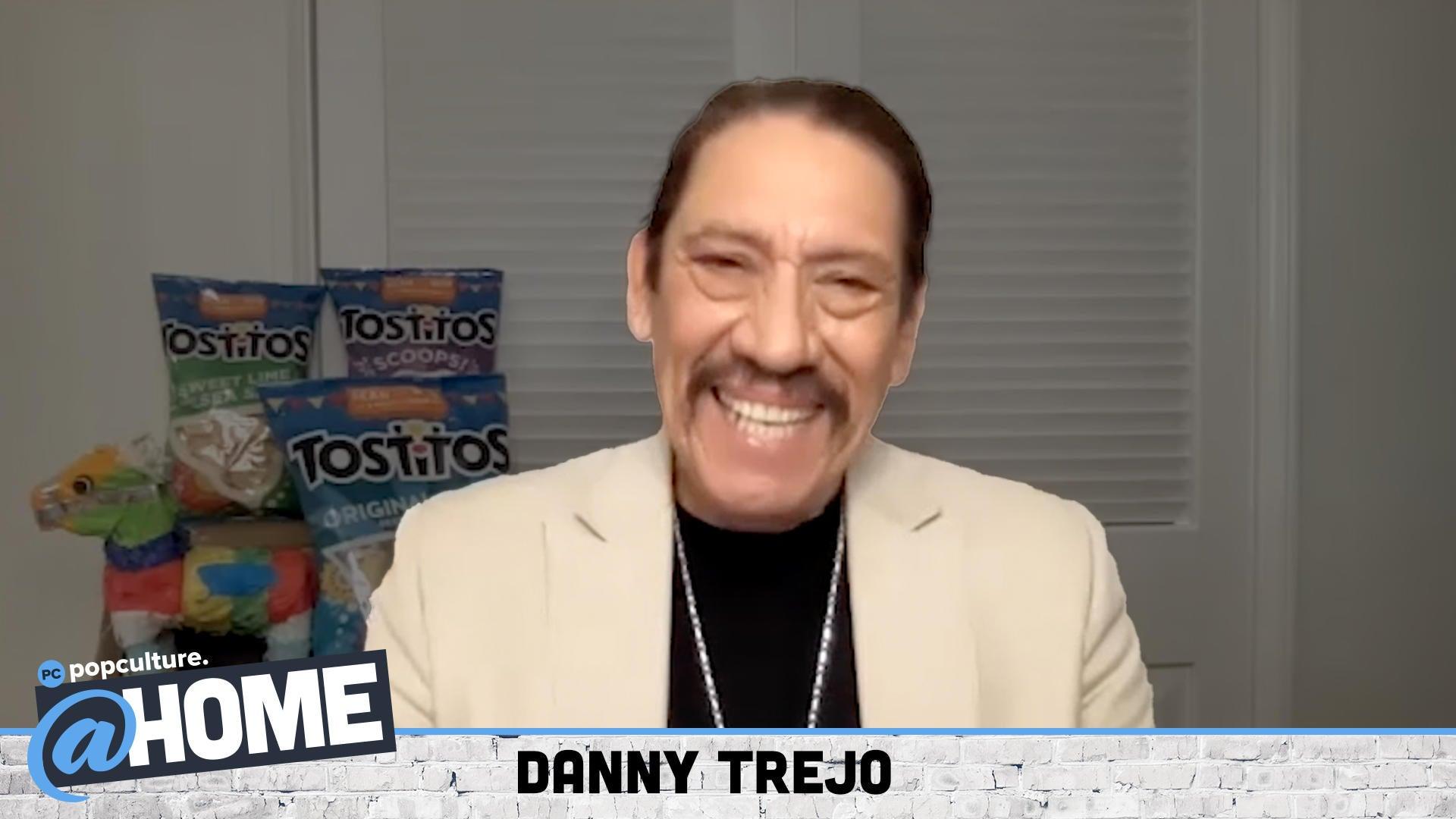Danny Trejo - Exclusive Popculture@Home Interview