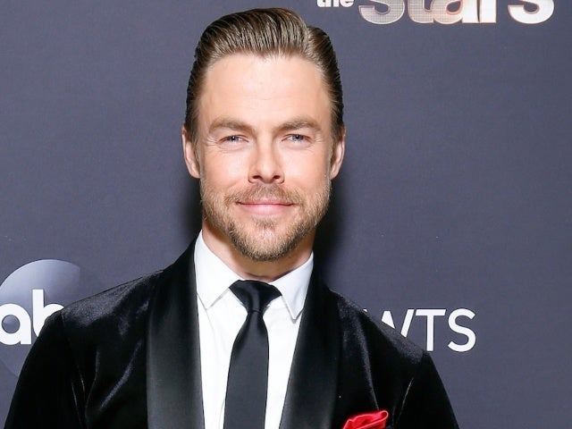 Derek Hough Teases Returning to 'Dancing With the Stars' Ballroom as a Pro