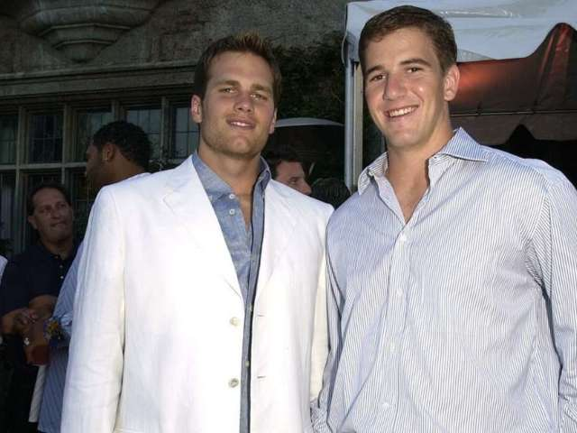 Eli Manning Reveals What He Texted Tom Brady After Buccaneers Won Super Bowl
