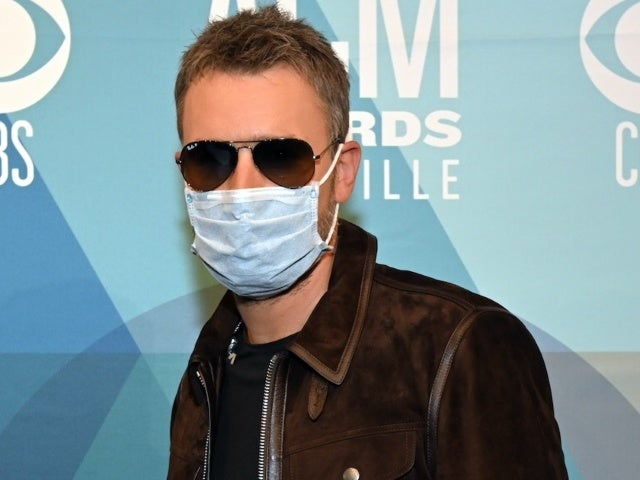 Eric Church Gets His COVID-19 Vaccine on the Cover of 'Billboard': 'You've Got to Get Needles in Arms'