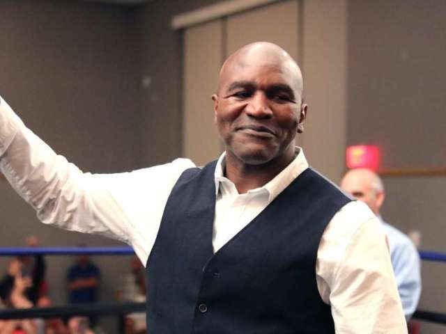 Evander Holyfield Makes Decision on Boxing Career