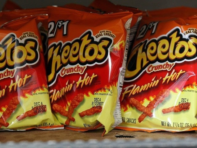 Frito-Lay Speaks out After 6-Year-Old Boy Finds Bullet in Hot Cheetos