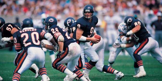 Former Bears player Jim McMahon Chicago quarterbacks go to die
