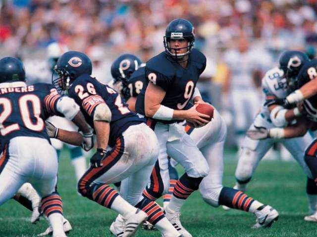 Former Bears Player Says Chicago Is 'Where Quarterbacks Go to Die'