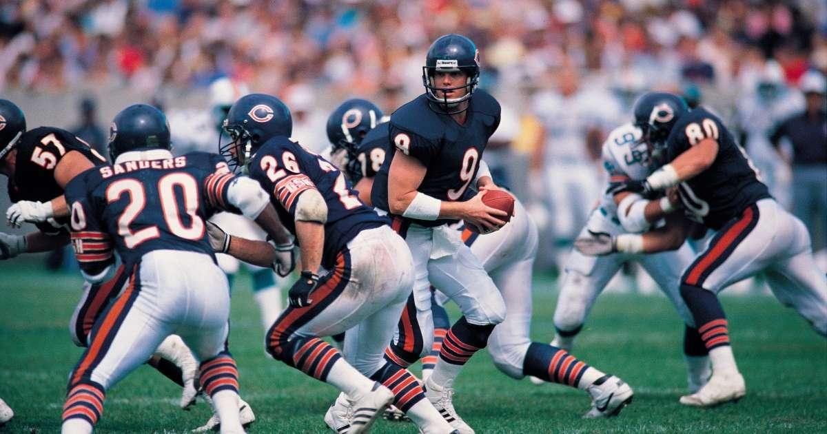 Former Bears player Jim McMahon Chicago quarterbacks go to die