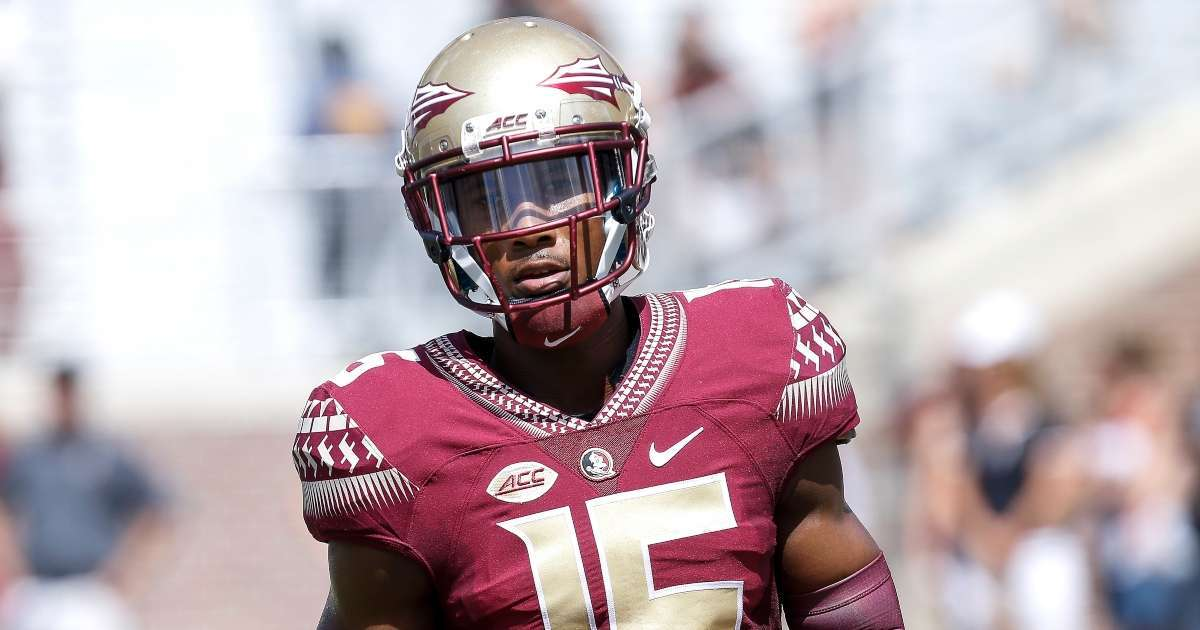 Former Florida State NFL receiver charged first-degree murder