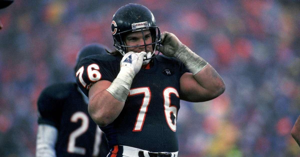 Former NFL WCW star diagnosed with ALS Steve McMichael