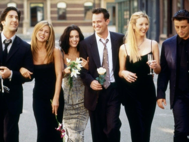 'Friends' Actor David Schwimmer Hints Co-Stars Could Briefly Revive Characters for HBO Max Reunion