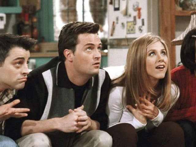 'Friends' Reunion: First Look Photos From the HBO Max Special