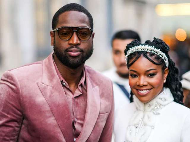 Gabrielle Union Reveals Why Her and Dwyane Wade's Kids Want Her to Stay Home