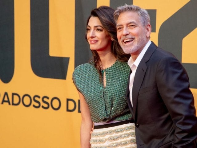 George Clooney Explains How He's Teaching His 4-Year-Old Twins to Be Charitable