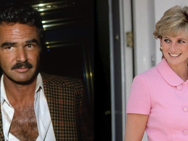 Princess Diana and Burt Reynolds Rumor Confirmed After Almost 3 Decades