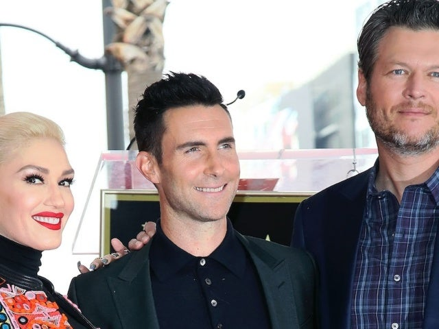 Adam Levine Jokingly Tells Ellen DeGeneres He Doesn't 'Support' Blake Shelton and Gwen Stefani's Marriage