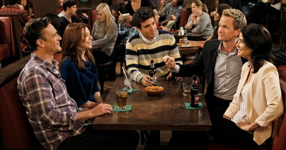 how i met your mother cast getty images