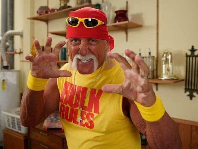Watch: Hulk Hogan Gets Booed by WWE Fans at WrestleMania 37