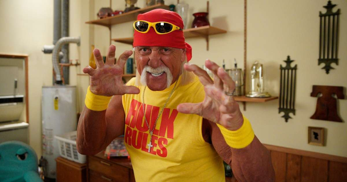 Hulk Hogan gets booed WWE fans WrestleMania 37