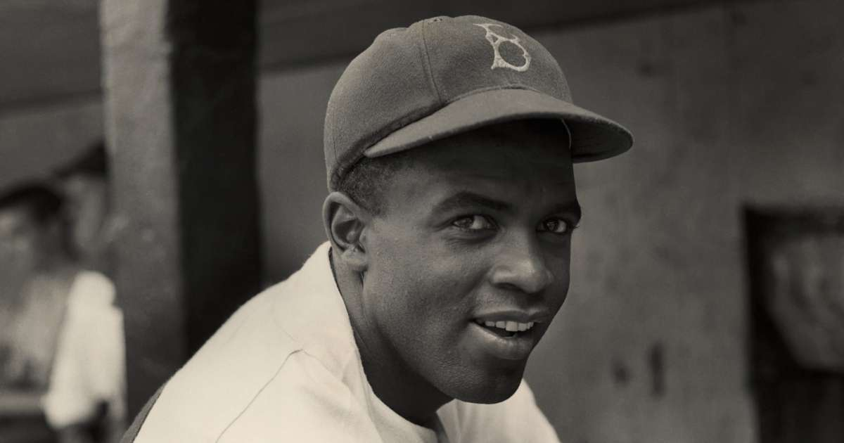 Jackie Robinson honored by MLB April 15
