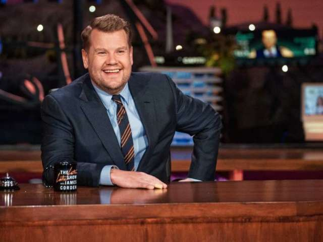 James Corden Goes on Empassioned Rant About Soccer's Super League