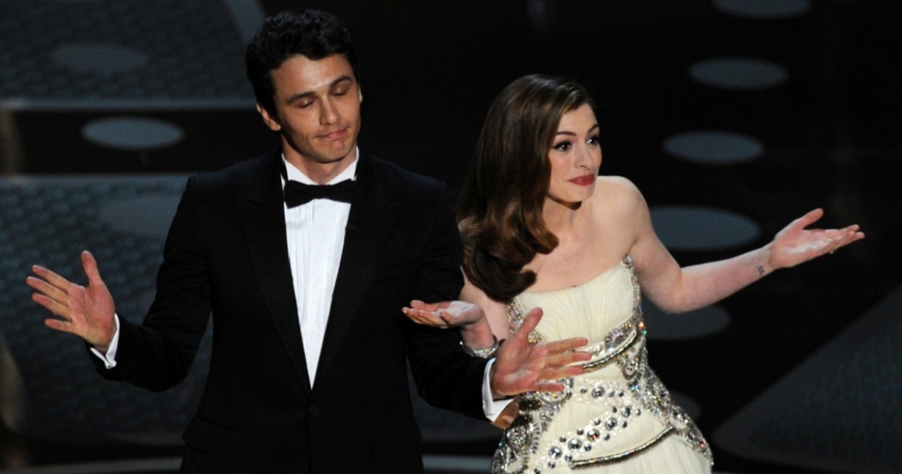 Oscars Writers Reveal Awkward Details Behind James Franco and Anne Hathaway's 2011 Hosting Gig.jpg