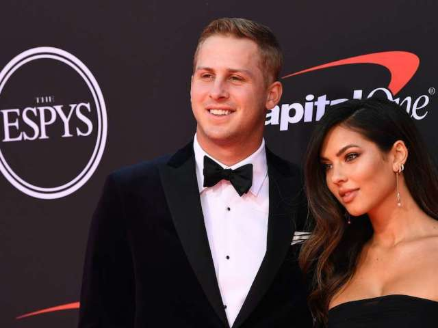 Jared Goff's Girlfriend Becomes 'Sports Illustrated' Swimsuit Model