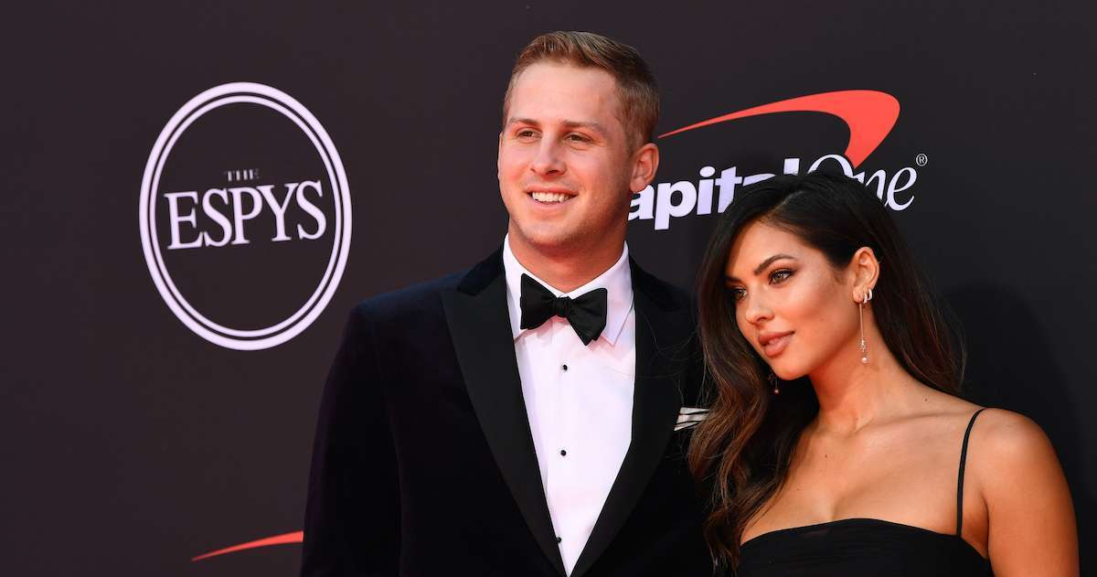 Jared-Goff-Christen-Harper