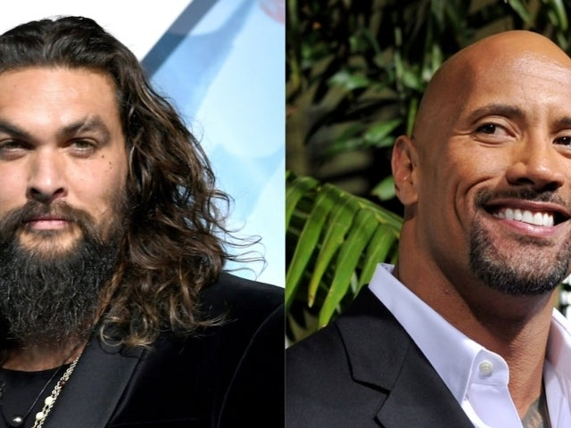 Jason Momoa Surprises Dwayne Johnson's 3-Year-Old Daughter Wanting to Meet Him for Her Birthday