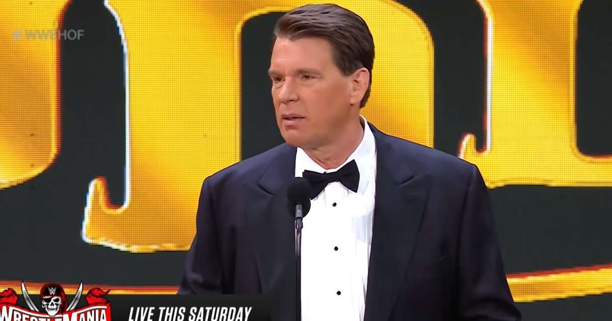 JBL Makes Light of Bully Accusations is WWE Hall of Fame speech