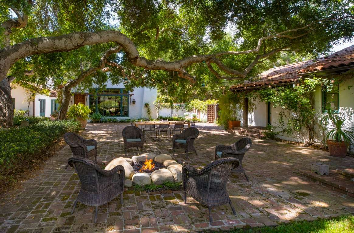 Jeff Bridges Oprah Winfrey Home 6