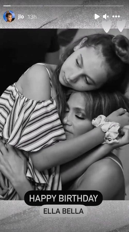 Jennifer Lopez Ella