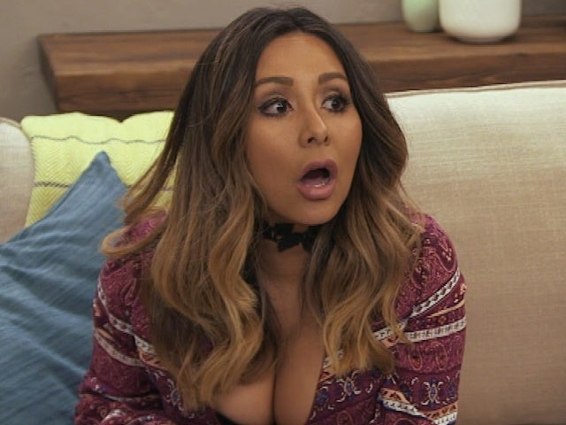 'Jersey Shore' Star Snooki Smacks Down Hater in Twitter Spat