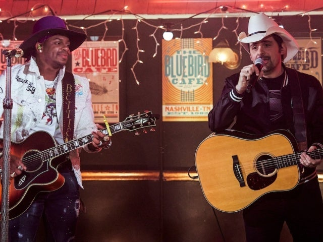 Jimmie Allen Shares How He Recruited Brad Paisley for 'Freedom Was a Highway' Duet