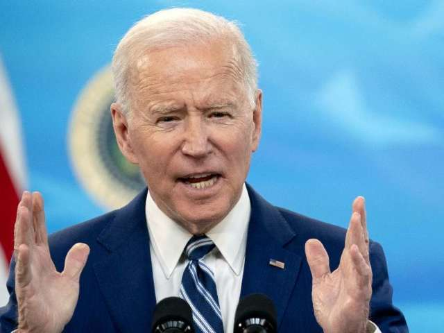 Joe Biden Calls out Texas Rangers for 'Not Responsible Mistake' of Full Capacity Ballpark
