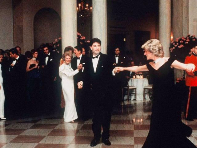 John Travolta Recalls Dancing With Princess Diana at the White House