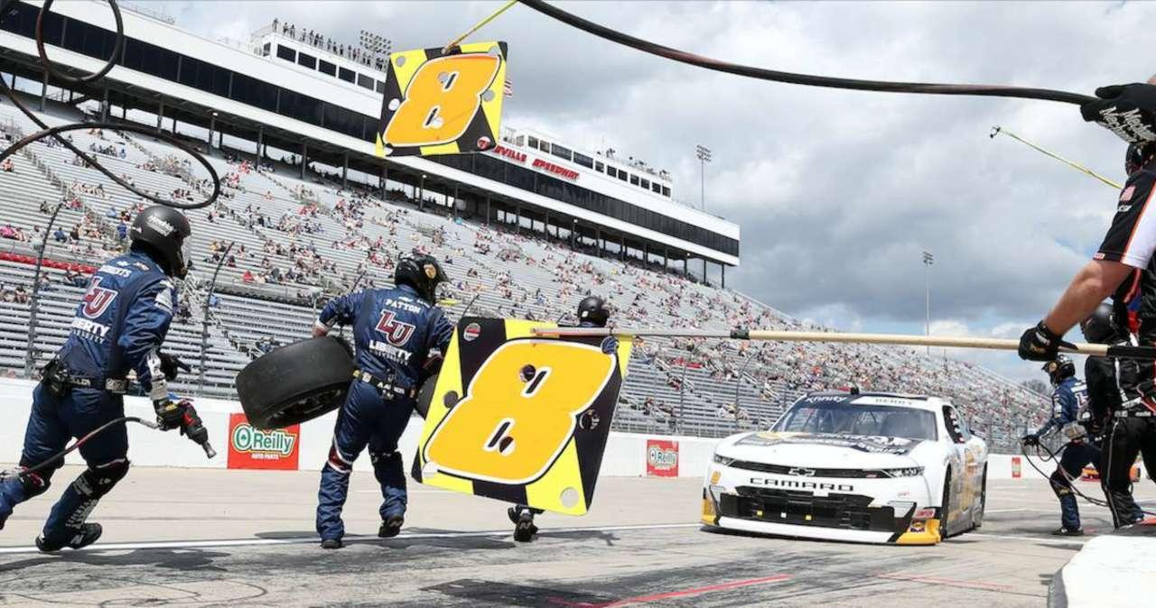 Why Dale Earnhardt Jr. Broke Down in Tears Over Today's Martinsville Race.jpg