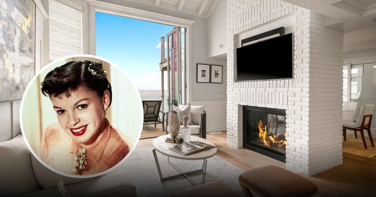 judy garland beach house header image